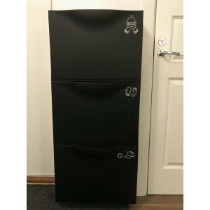 Dekal - Märkning av lådor, vantar m m - figurer