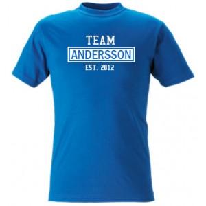 """Team """"Efternamn"""""""