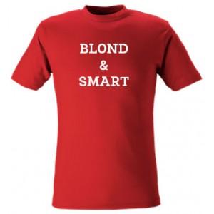 Blond & Smart